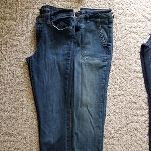 Gap and Oldnavy Jean's